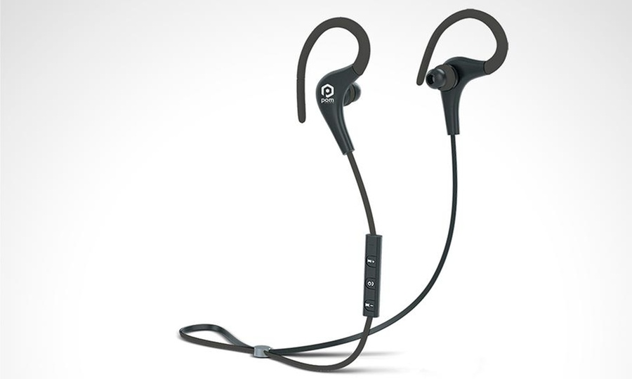 Groupon Shopping: Audífonos POM Bluetooth Vibes Sport. Incluye despacho