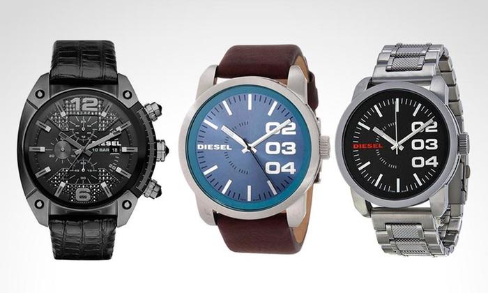 Reloj Diesel Groupon