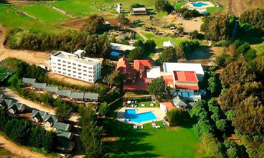 Mantagua Hotel & Village: Concón: 1, 2, 3 o 4 noches para 2 + circuito hídrico con opción a masaje o pensión completaen Mantagua Hotel & Village