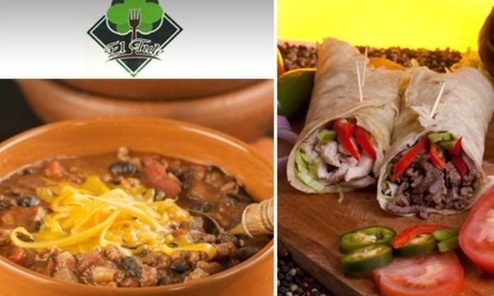 : Tu le comerás: Paga $90 y consume $300 en comida mexicana a la carta con Restaurante & Bar El Tule