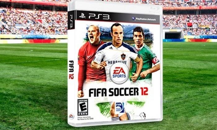 : $129.900 en vez de $164.400 por videojuego FIFA 2012 para Playstation 3 con envío
