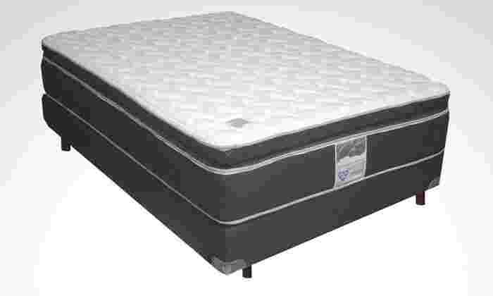 La Bodega del Descanso: Colchón + Box Spring Air® modelo Promise en tamaño a elegir con envío coordinado con La Bodega del Descanso