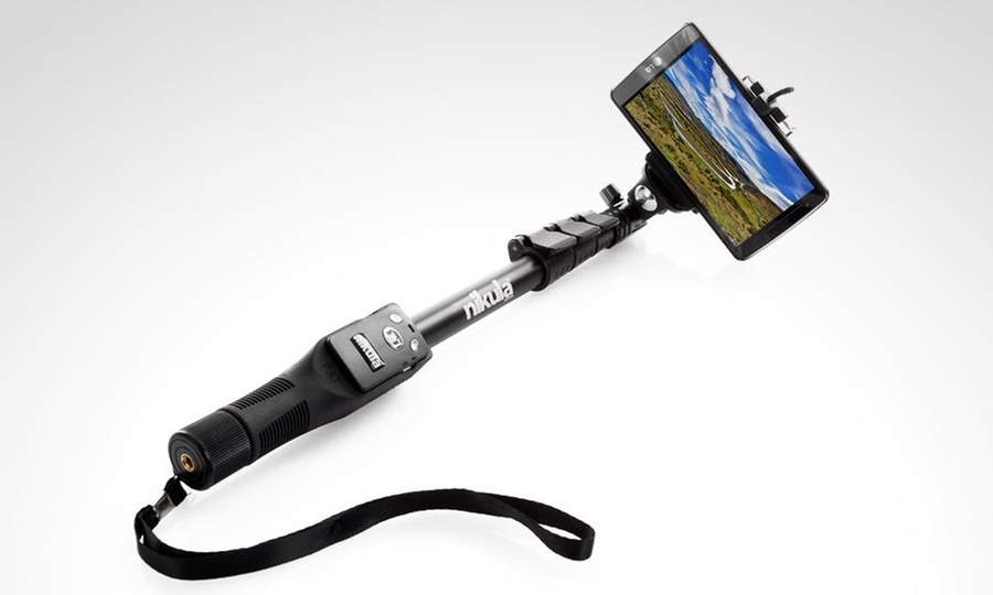 Groupon Shopping: Monopod bluetooth profesional Nikula. Incluye despacho
