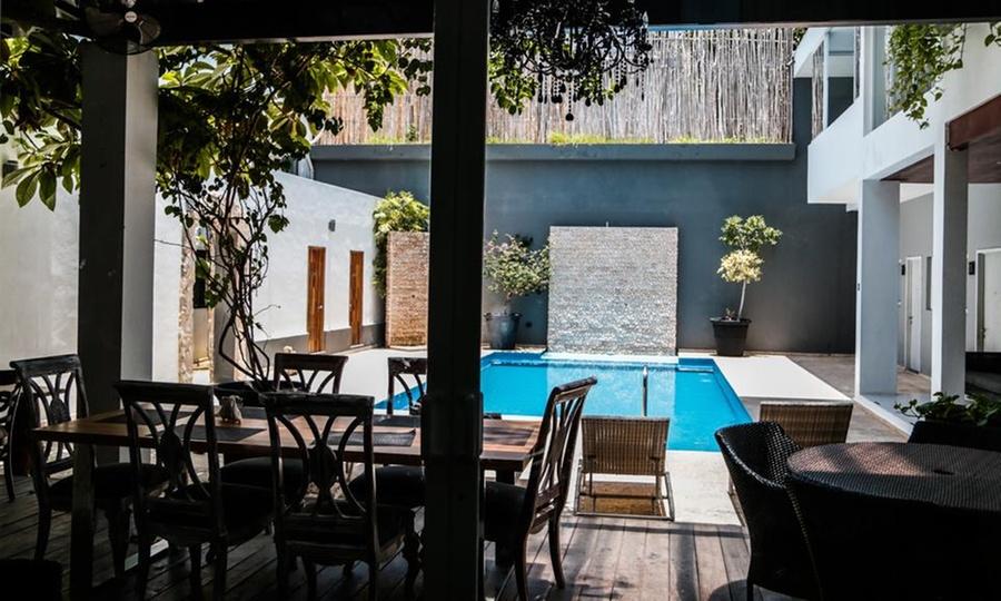 Hotel St Martin: Playa del Carmen: 2, 3, 4, 5 o 7 noches para doscon opción a temporada alta en Hotel St Martin
