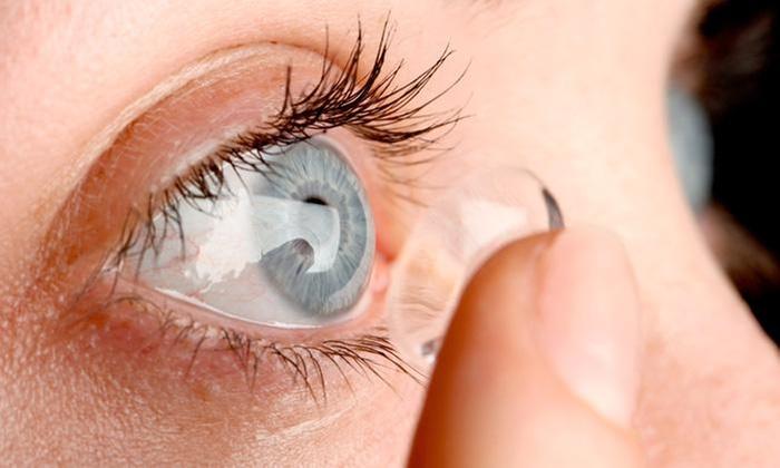 Tu Optica: $128.000 en vez de $255.000 porcaja de 6 lentes de contactomarca O2 Optix y Jhonson & Jhonson en Tu Óptica
