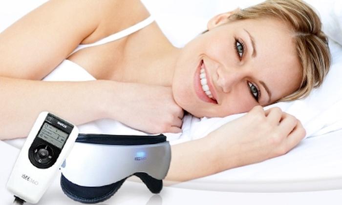 Groupon Shopping (masajeador): $48.500 por masajeador de ojos y sien con despacho