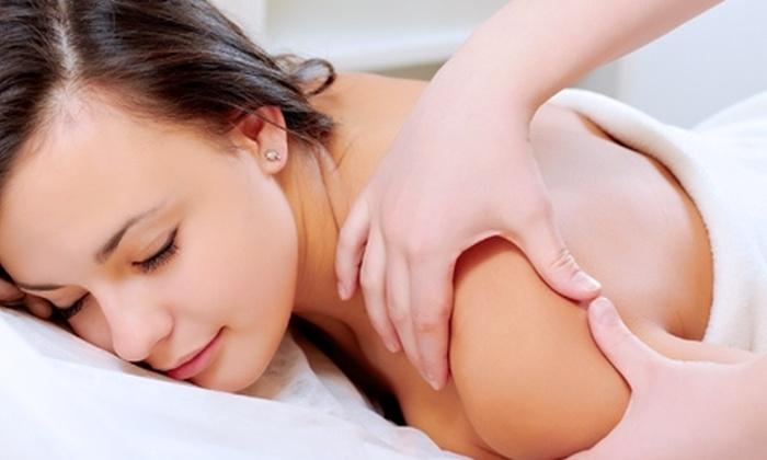 Atma Salud - Atma Salud: Paga desde $10.900 por sesión de masajes descontracturante, de relajación y craneal + infusiones para uno o dos en Atma Salud (hasta 73% off)