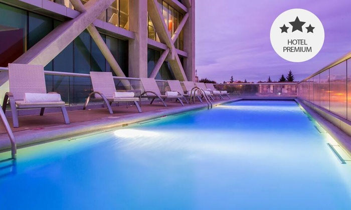 Four Points by Sheraton Los Angeles - Four Points by Sheraton Los Angeles: Desde $49.900 por 1, 2 o 3 noches para dos + welcome beer + acceso a casino en Four Points by Sheraton Los Ángeles