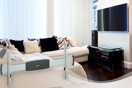 Groupon Shopping (soporte para TV): $12.990 en vez de $26.900 por soporte Built para TV de 32 a 55 pulgadas con despacho
