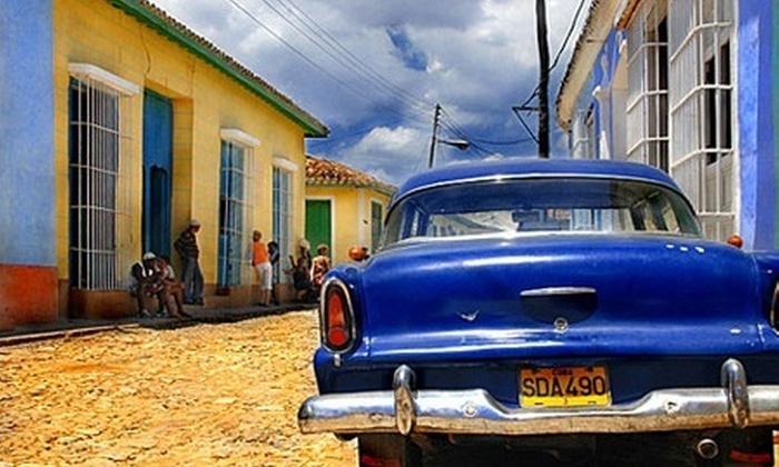 : Paga $3,999 por persona en ocupación doble para 4 días y 3 noches en La Habana, Cuba + aéreos + traslados + desayunos