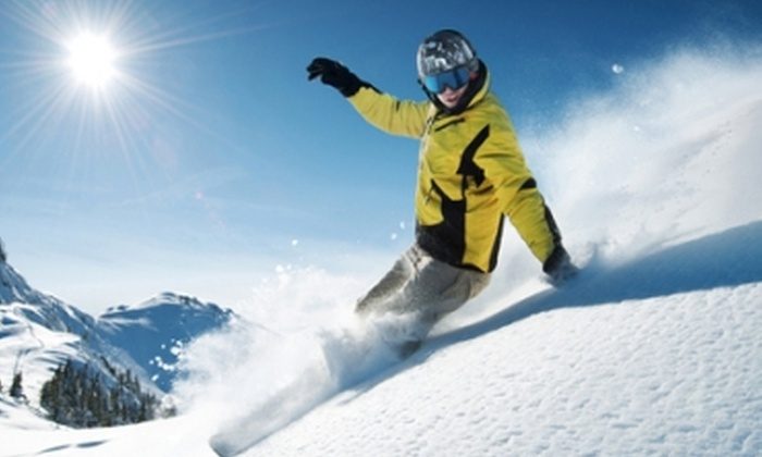 SkiTotal: Paga $10.000 en vez de $20.000 por tune-up básico para esquí o tabla de snowboard en SkiTotal