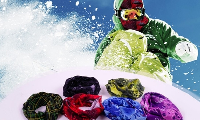 Groupon Shopping (bandanas): Paga $9.990 por pack de 2 bandanas Headwear Sport. Elige color