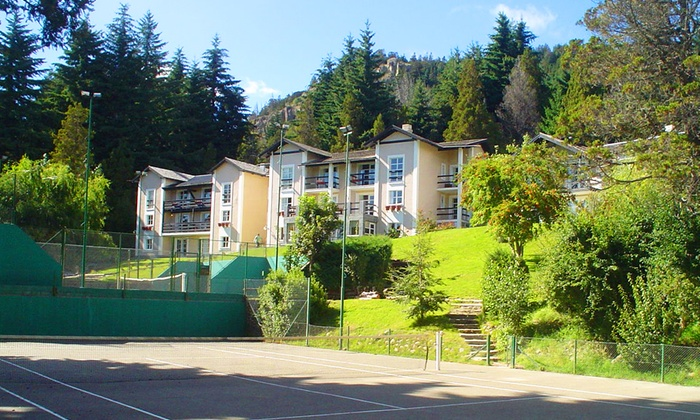 Aldea andina adventure resort groupon del d a groupon for Jardin 61 bariloche