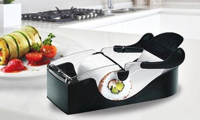 : $239 en vez de $477 por máquina Perfect Roll Sushi de LEIFHEIT con envío