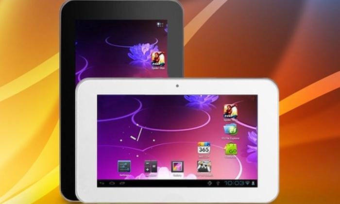 TekneStore: $99.990 en vez de $199.990 por tablet PC modelo E-Lite Ultraslim en TekneStore con despacho. Elige color