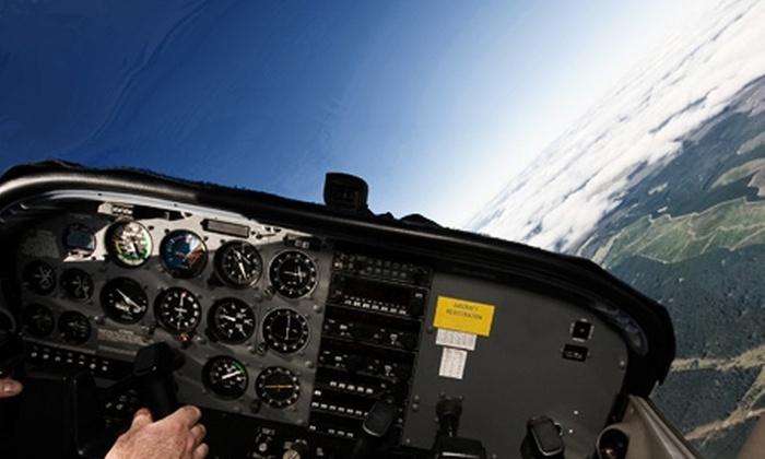 Vertical Speed - Vertical Speed: $85.000 en vez de $198.000 por vuelo acrobático demostrativo con Vertical Speed