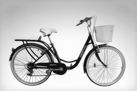"Orbital: $74.990 por bicicleta urbana Orbital City Rider aro 26"". Elige color"