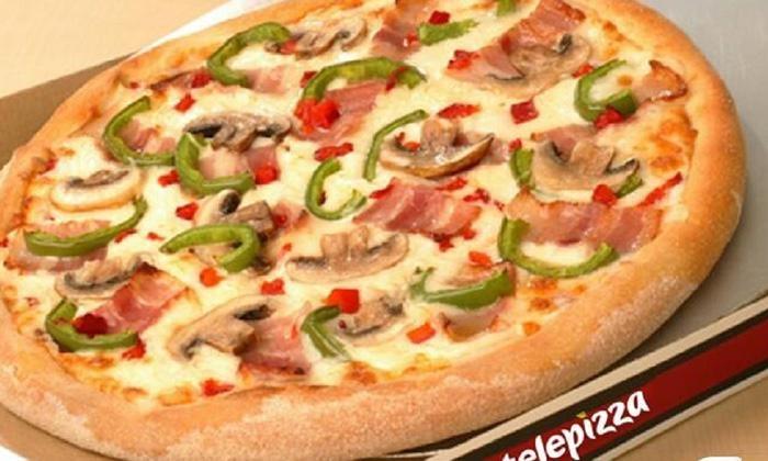 Oferta: ¡pizza a 5€!