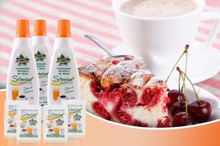 Steviafarma: $7.590 en vez de $15.210 por pack de stevia Stevisol con despacho