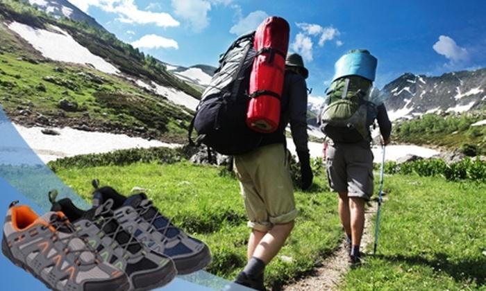 Comercial La Península Ltda.: Paga $13.200 por zapatillas Norwest modelo Trekking con color y talla a elección en Comercial La Península Ltda. Con despacho