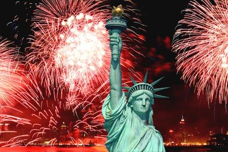 Groupon travel (Nueva York): Año nuevo en Nueva York: desde $1.159.000 por persona por 6 noches para dos + aéreos + traslados + city tour. Elige hotel