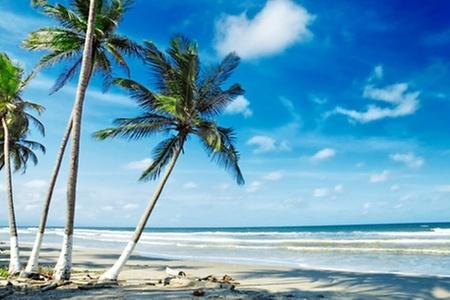 Groupon Travel (Cancún): Vacaciones de invierno en Cancún: 7 noches all inclusive para dos + aéreos + traslados, pagando desde $879.000 por persona