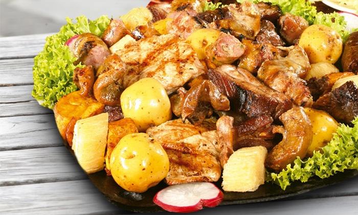 Carnes al tizon groupon del d a groupon - Como cocinar carne picada ...