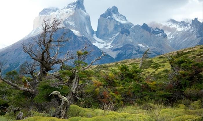 Groupon Travel (Parques Patagónicos): Recorre los parques patagónicos: 4 noches para dos desde $419.000 por persona con media pensión + aéreos + traslados + excursiones y entradas. Elige fecha de salida