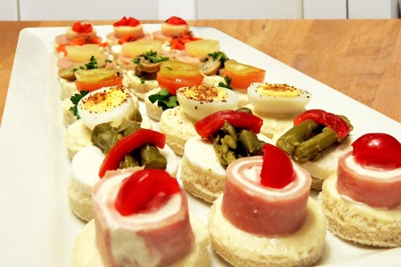 De coctel las condes groupon del d a groupon for Canape para coctel
