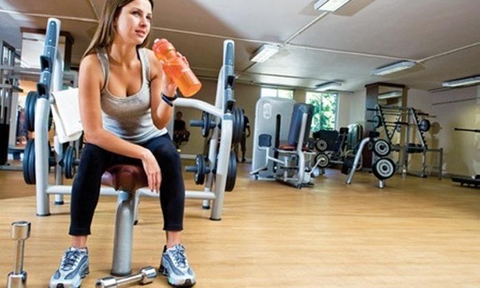 : $308 en vez de $1,100 por 28 días de gimnasio con acceso a todas las instalaciones y clases en Sportium, Santa Fe