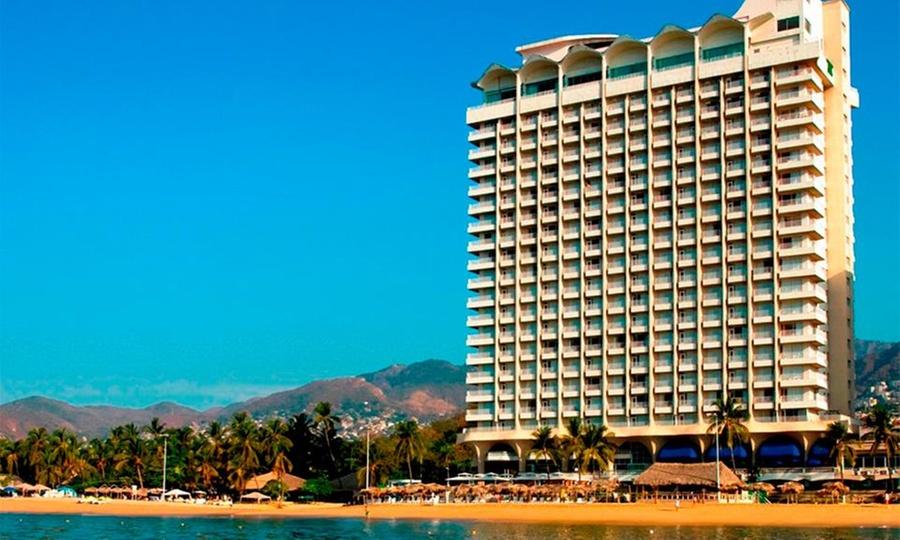 Krystal Beach Acapulco: Desde $3.690 por 2, 3, 4 o 5 noches para dos con all Inclusive en Krystal Beach Acapulco