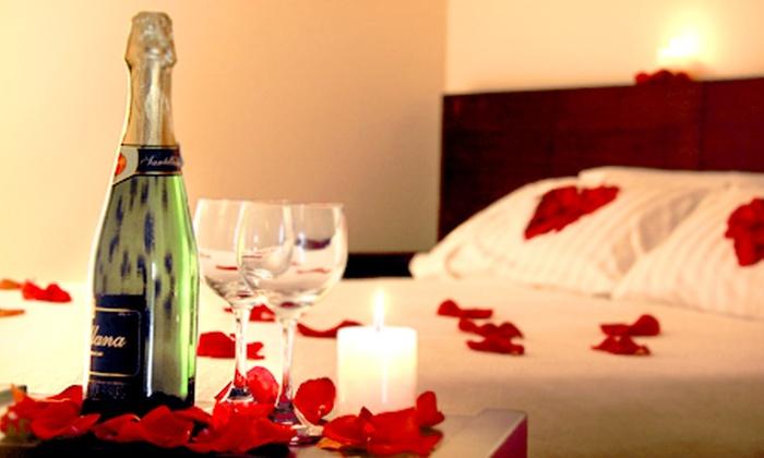 Decoracion noche romantica hotel for Decoracion noche romantica