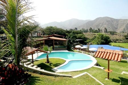 Casa cumbray hotel de campo groupon del d a groupon - Limpieza de casas groupon ...