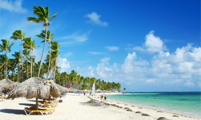 Groupon Travel (Panamá y Punta Cana): Vive Panamá y Punta Cana: paga desde $699.000 por persona por 7 noches para dos + traslados + aéreos
