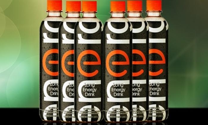 ELSA: Paga desde $5.905 por 6 o 12 botellas de bebida energética E Long Energy con despacho