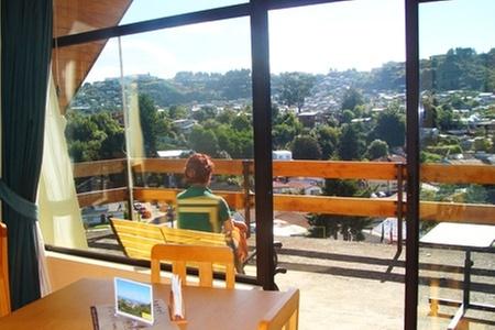 Hotel Seminario: Paga desde $42.400 por 2 o 3 noches para dos + desayuno + tina de agua caliente en Hotel Seminario, Puerto Montt