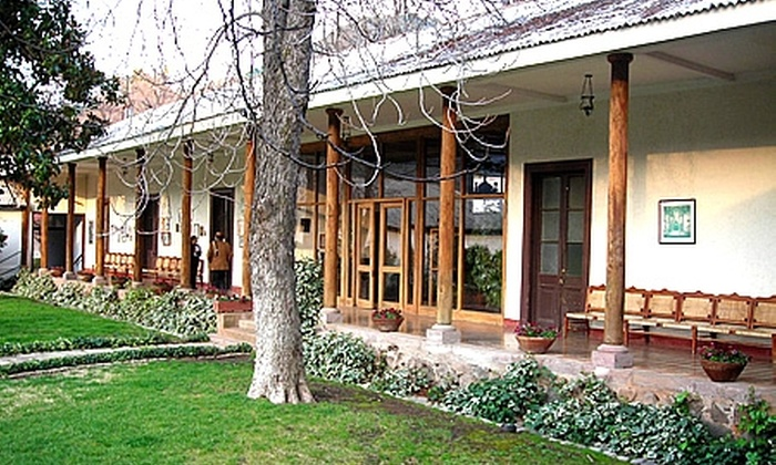 Hotel Termas de Cauquenes - Hotel Termas de Cauquenes: Paga desde $39.900 por 1, 2 o 3 noches para dos + desayuno en Hotel Termas de Cauquenes. Elige habitación