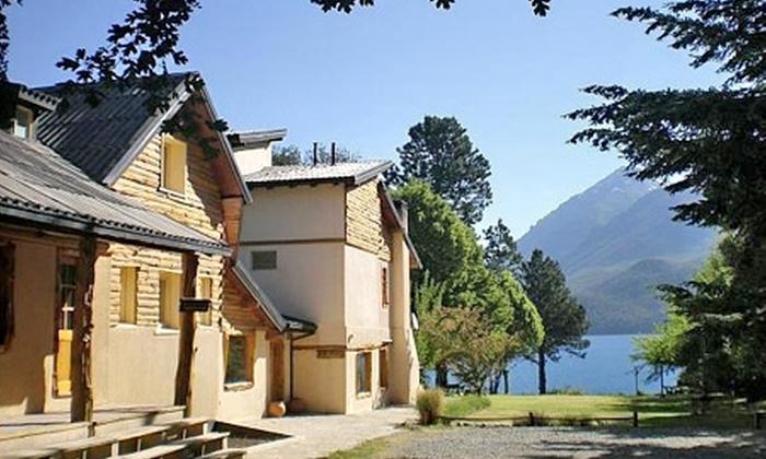Lago Gutiérrez Lodge: Paga desde $44.406 por 2, 3 o 4 noches para dos + desayuno en Lago Gutiérrez Lodge, Bariloche