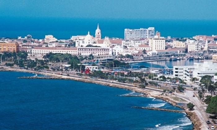 Groupon Travel (Cartagena de Indias): Cartagena de Indias: paga desde $509.000 por persona en plan doble por 5 o 7 noches en hotel a elegir + traslado + aéreos
