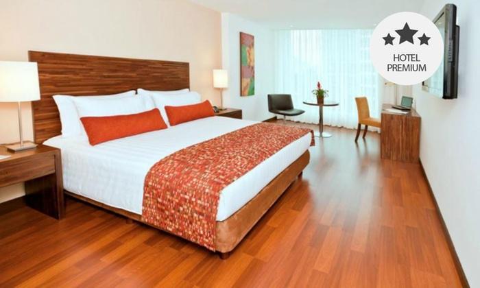 Hotel estelar calle 100 rnt 28419 groupon del d a groupon - Cena romantica ligera ...
