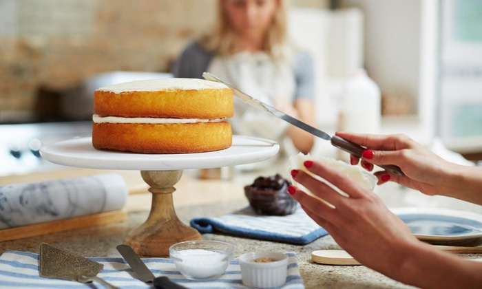 Cake Making Classes Lanarkshire : iLabora - CO Groupon del dia Groupon