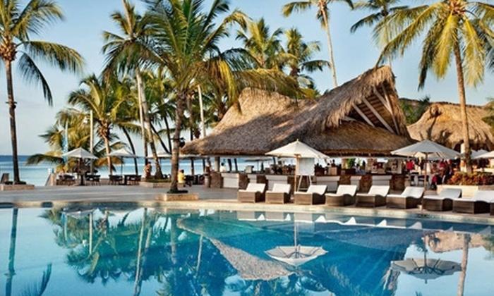 Groupon Travel (Bayahibe): Descubre Bayahibe: paga desde $489.000 por persona por 5 o 7 noches en plan doble o familiar en hotel con sistema all inclusive + aéreos + traslados