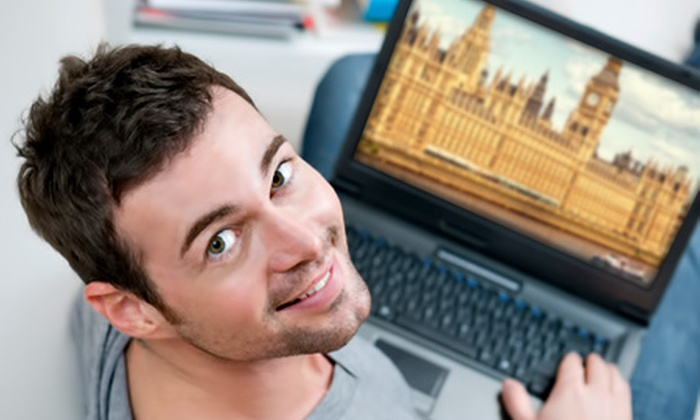 London Institute of English: Paga desde $19.900 por curso online de inglés de 6 a 60 meses con plataforma e-learning en London Institute of English (hasta 97% off)