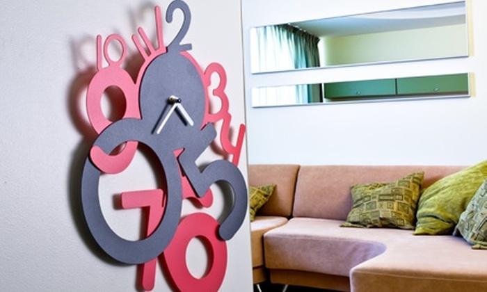Splash regalos: Paga desde $4.999 por reloj mural de PVC flexible de Splash regalos con despacho. Elige diseño y color
