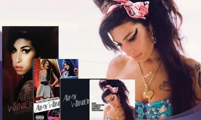 : $70.900 en vez de $94.400 por caja de lujo Amy Winehouse con envío