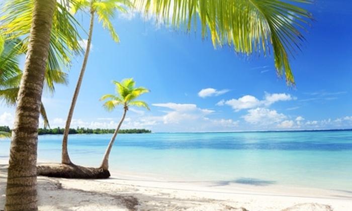 Groupon Travel (Bayahibe): Bayahibe all inclusive: paga desde $549.000 por persona por 5 o 7 noches para dos en el hotel Catalonia Gran Dominicus + traslados + aéreos. Elige fecha de salida