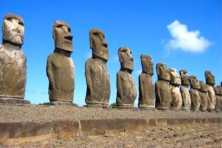 Groupon Travel  (Isla de Pascua): Escápate a Rapa Nui: paga desde $409.000 por persona por 4 noches para dos + desayuno + traslados + aéreos. Elige fecha