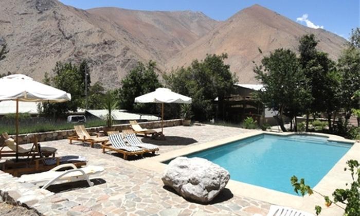 Hotel El Milagro - Hotel El Milagro: Paga desde $38.400 por 2 o 3 noches para dos en Hotel El Milagro, Valle del Elqui. Elige día de ingreso