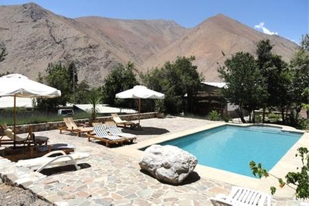 Hotel El Milagro: Paga desde $38.400 por 2 o 3 noches para dos en Hotel El Milagro, Valle del Elqui. Elige día de ingreso