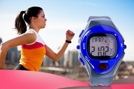 Groupon Shopping (reloj pulsómetro): Paga $9.990 por reloj pulsómetro medidor de calorías Power Life color a elección. Incluye despacho